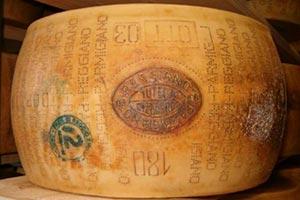 Il Parmigiano Reggiano e il Grana Padano