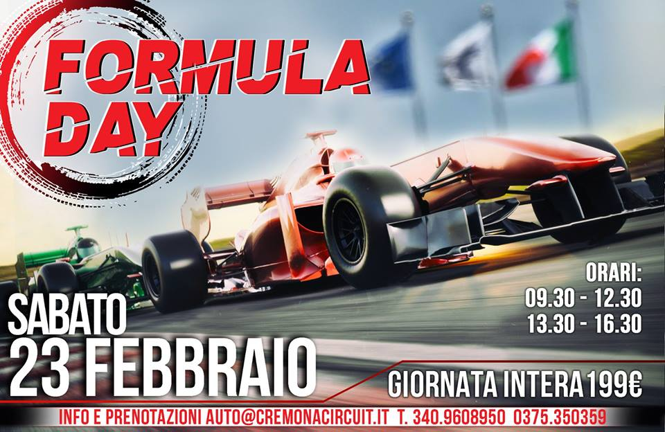 Formuladay_CremonaCircuit