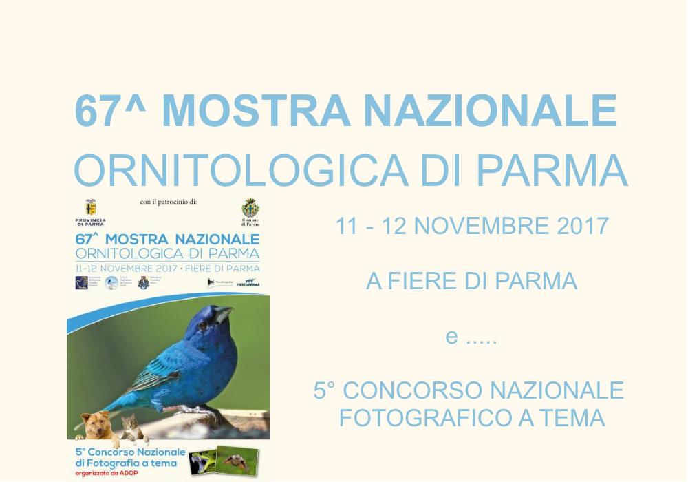 Calendario Fiere Ornitologiche.67 Mostra Ornitologica Parma Luna Residence Hotel