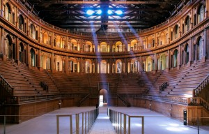 Parma Teatro farnese